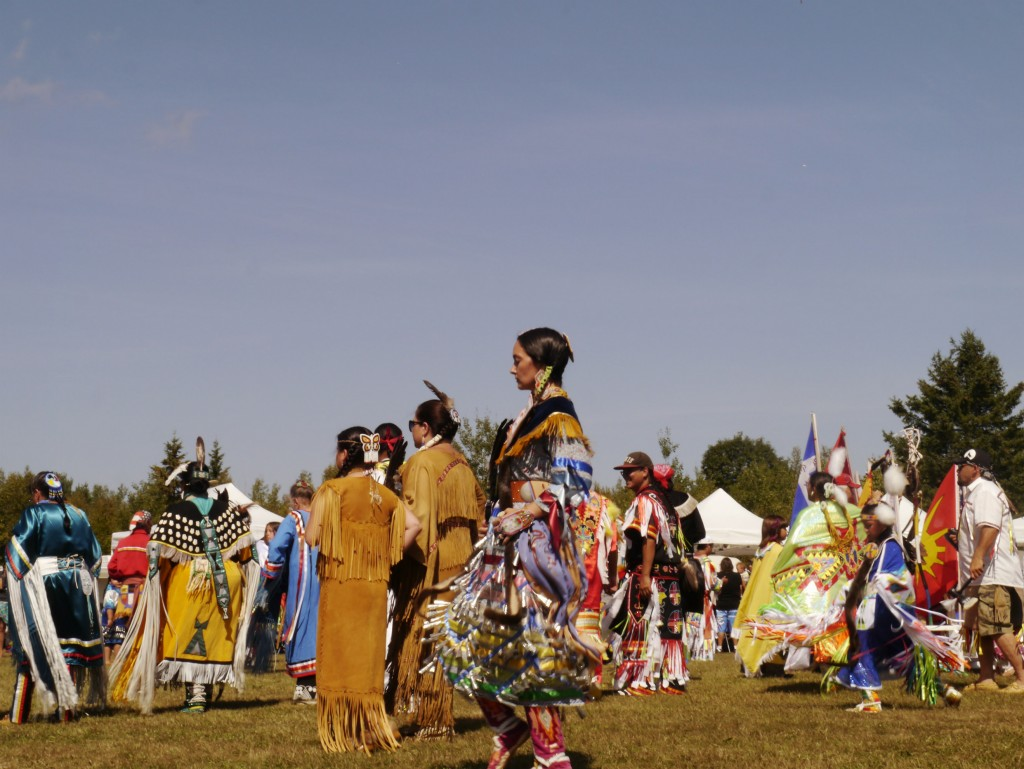 rexton big cove pow-wow