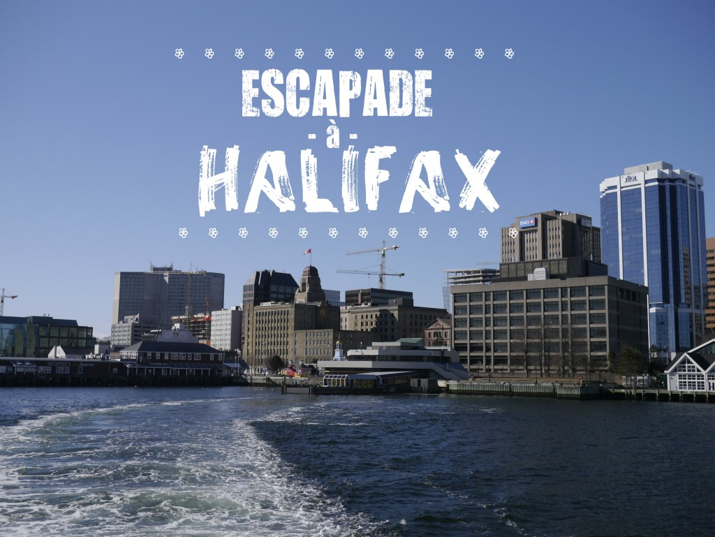 escapade à Halifax